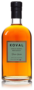 Koval Whiskey Four Grain 750ml